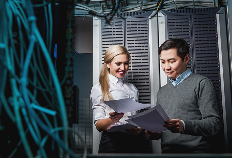 Asia - Information Tech